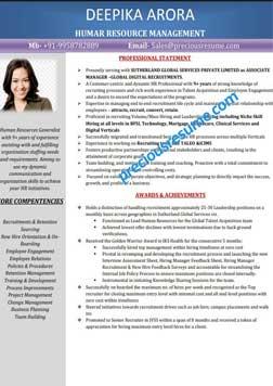 resume writing services gurgaon